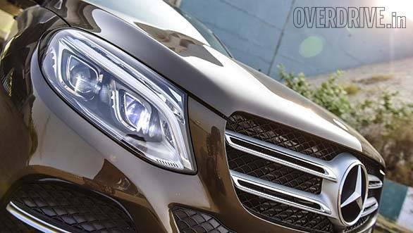 Mercedes-Benz GLE-Class 350d (4)