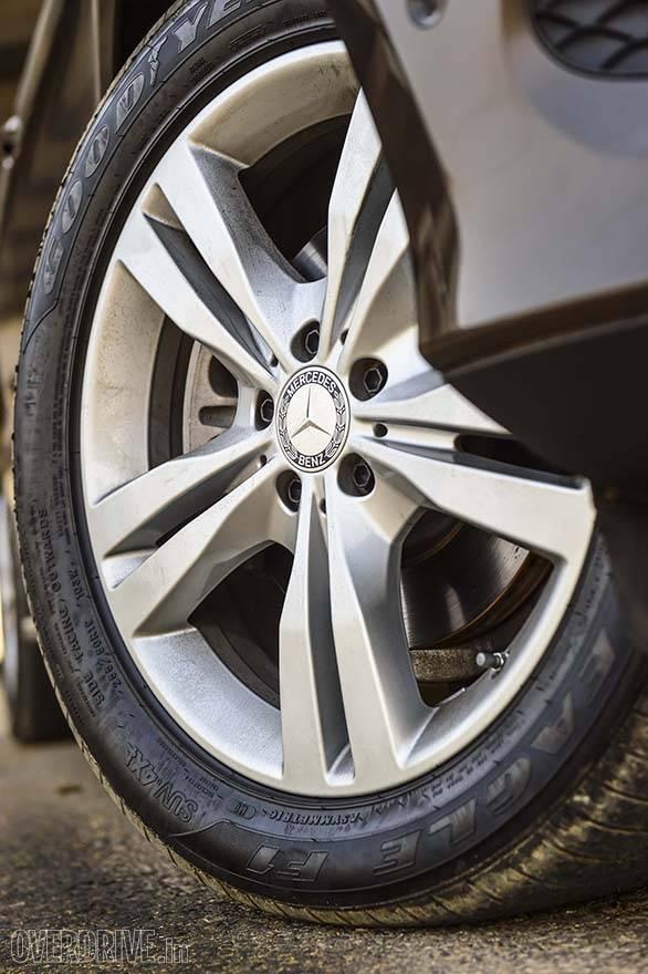 Mercedes-Benz GLE-Class 350d (6)