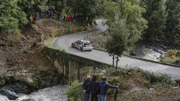 The second consecutive Rally de France win for Jari-Matti Latvala, and the first win for a Finnish driver at Corsica since Markku Alen in 1984