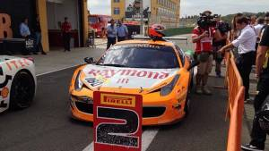 Ferrari Challenge Europe Championship 2015: Double podium for Gautam Singhania at Valencia