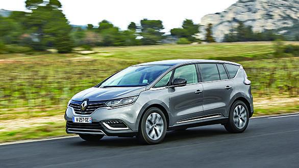 Renault Espace_front