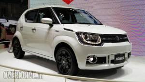 2015 Tokyo Motor Show: Suzuki unveils the Ignis compact crossover