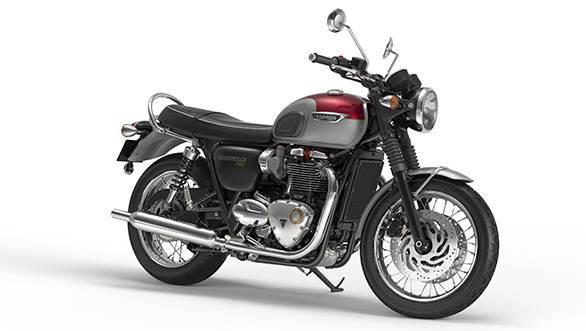 Triumph Bonneville T120 (2)
