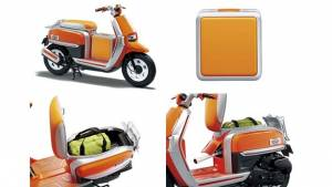2015 Tokyo Motor Show: Suzuki unveils the Hustler Scoot and Feel Free Go concepts