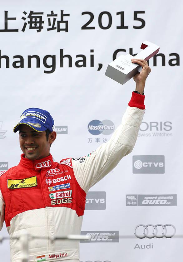 Audi R8 LMS Cup Shanghai
