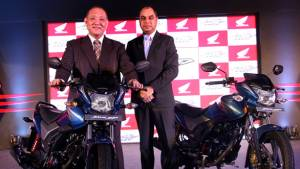 Honda 2 Wheelers launches the CB Shine SP in India at Rs 59,900