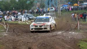 FMSCI Indian Rally Championship 2015: Abhilash PG and Anoop Kumar DS of Team Rennoil R3A take first place in 41st K-1000 Rally