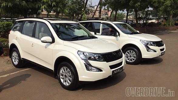 Mahindra XUV 500 AMT (1)