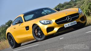 2016 Mercedes-AMG GT S road test review (India)