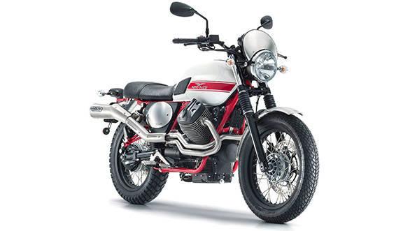 Moto Guzzi V7 II Stornello 1