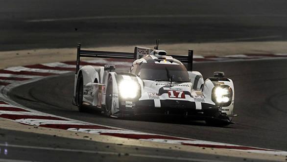 Porsche World Endurance Championship Bahrain