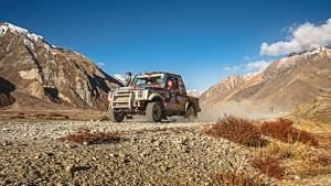 2015 Maruti Suzuki Raid De Himalaya: Running on fumes