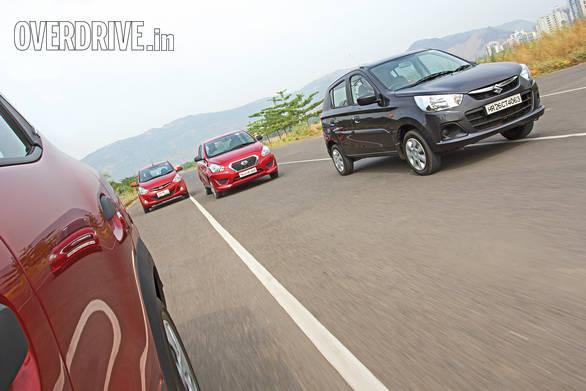 Renault Kwid vs Maruti Alto vs Datsun Go vs Hyundai Eon_03