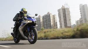 2015 Yamaha YZF-R3 road test review (India)