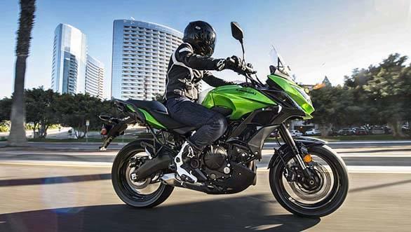 2015 Kawasaki Versys 650 (4)