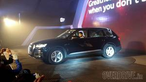 2015 Audi Q7 launched in India at Rs 72 lakh