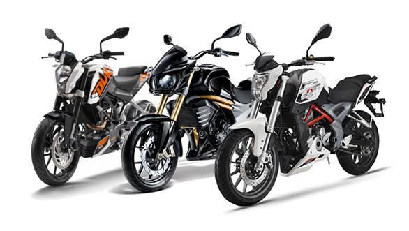 Spec comparo: New Benelli TNT 25 vs Mahindra Mojo vs KTM 200