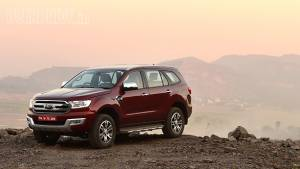 2016 Ford Endeavour launched in India at Rs 24.75 lakh