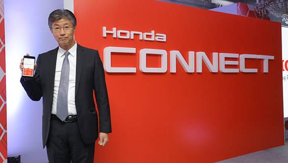 Honda Connect