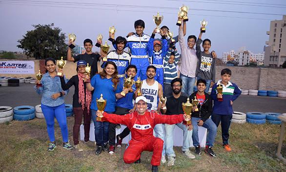 IndiKarting Pune KartPrix (1)