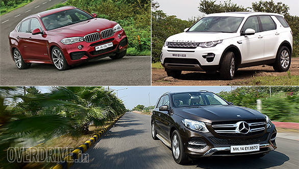Luxury SUV of the year
