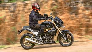 Mahindra Mojo road test review