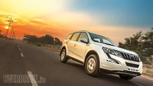 Mahindra XUV500 AWD AT road test review