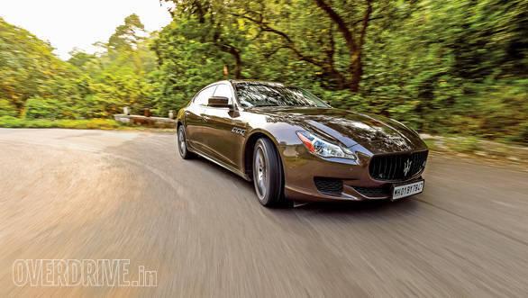 Maserati Quattroporte GTS (3)