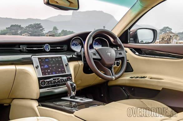Maserati Quattroporte GTS (7)