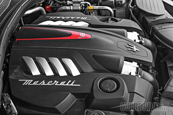 Maserati Quattroporte GTS (8)