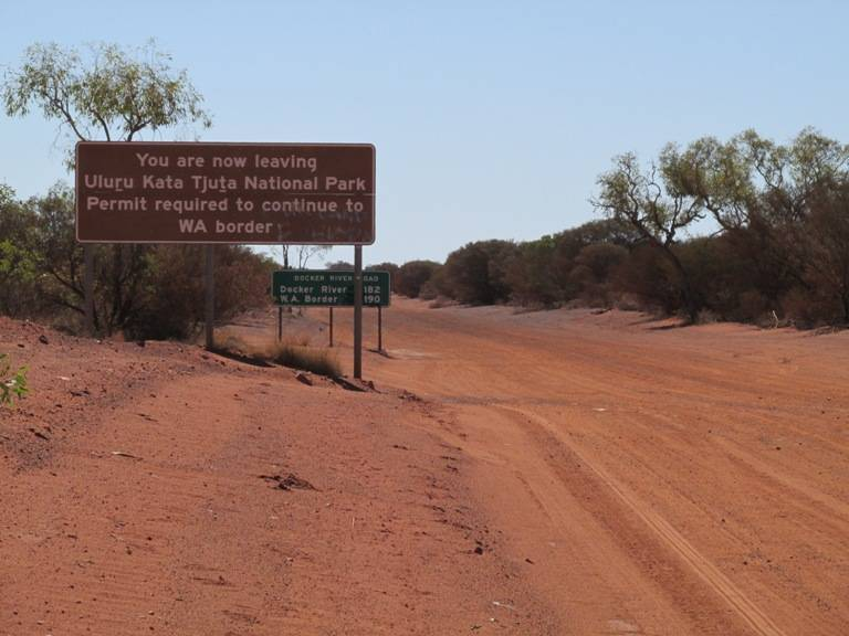 Most of our drive was in restricted or protected areas where you needed permits and permissions