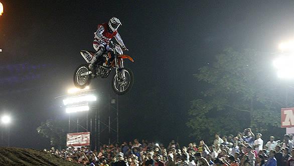 National Supercross in Bengaluru