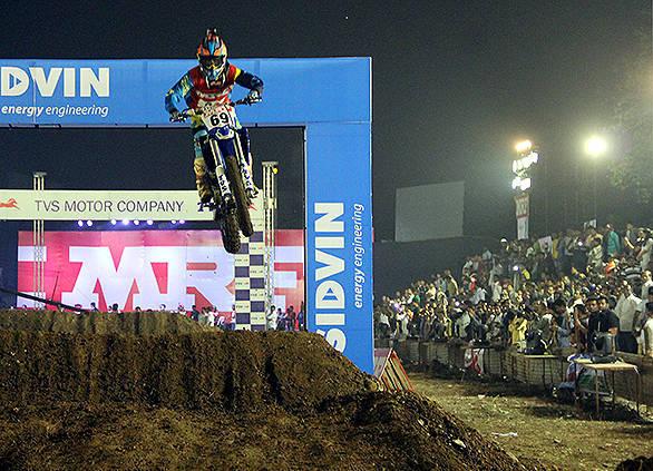 National Supercross in Bengaluru (2)
