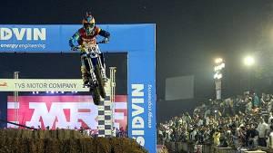 Supercross finale goes international in Bengaluru on December 5