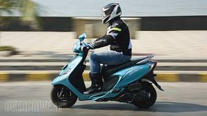 TVS Scooty Zest long term review: After 1,917km and one year