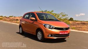 Tata Tiago first drive review