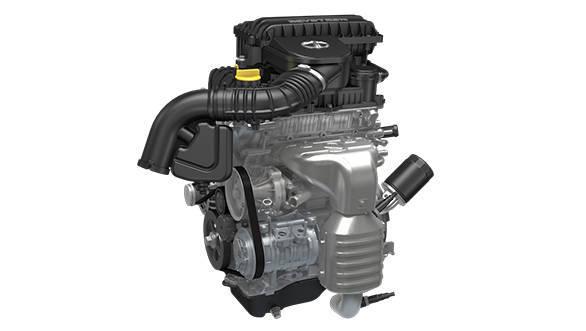Tata Zica Revotron 1.2 petrol engine
