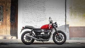 2016 Triumph Bonneville Street Twin and T120 recalled, India not affected