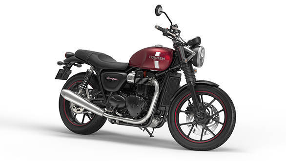 2016 Triumph Bonneville Street Twin Specs Pricing Out Overdrive