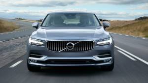 Volvo S90 promises semi-autonomous ability from time of sale