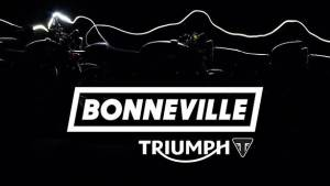 Triumph India teases new Bonneville range