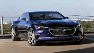 2016 Detroit Motor Show: Buick Avista concept revealed