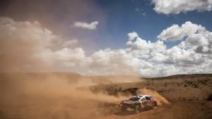 Dakar 2016: Loeb back in the lead though Sainz wins Stage 7
