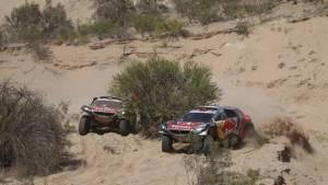 Dakar 2016: Carlos Sainz wins Dakar stage 9