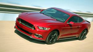 Image gallery: India bound 2016 Ford Mustang