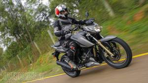 Video: TVS Apache RTR200 4V first look