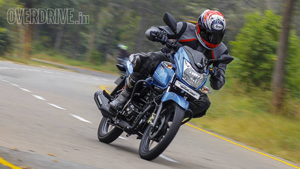 TVS says that the engine makes 9.6PS and can claims that the bike can hit 60kmph in 7.2 seconds