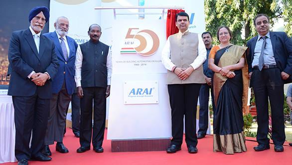ARAI and Vikram Sarabhai Space Centre