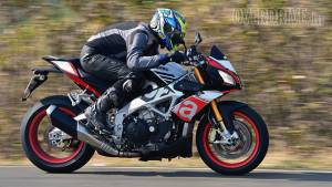 Road test review: Aprilia Tuono V4 1100 Factory