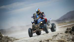 Dakar 2016: Marcos Patronelli claims quad win on Stage 6